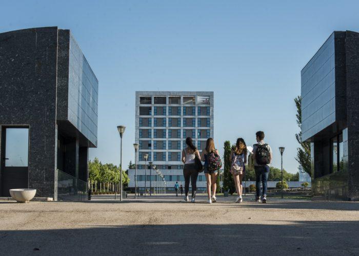 Universidad Rey Juan Carlos - Campus de Móstoles